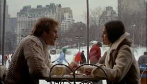 Ali MacGraw + LOVE STORY + cream coat 4